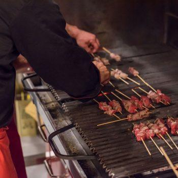 ristorante barbecue monza