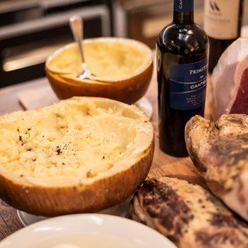 ristorante di formaggi e carne a Monza
